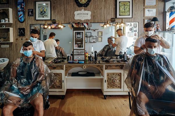 Poison Barber Shop