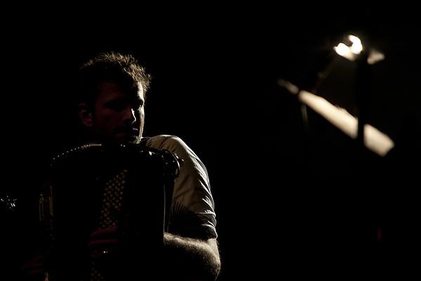 "20 août 2015 - Vincent Peirani ""Living Being"""