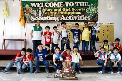 Scouting Patrols 2015