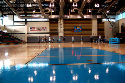 Basketball vs. West Adams 2.6.08