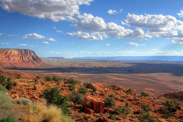 Marble Canyon and Houserock Valley