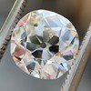 2.25ct Antique Cushion, GIA K SI2 22