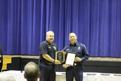 Law Enforcement officer of the year 2012