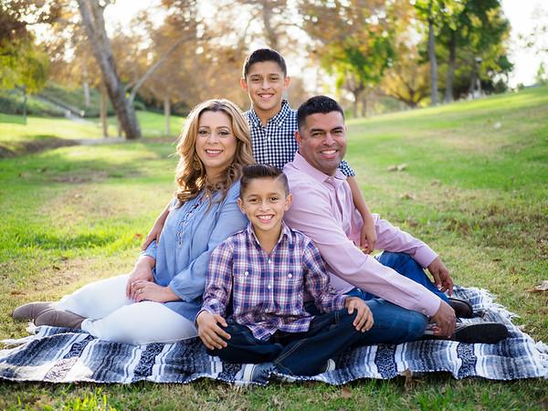 Ramirez Family Photoshoot, 2017