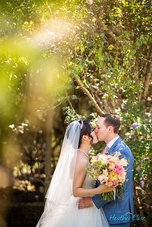 Susan + Sean | Quail Haven Farm Wedding | San Diego Wedding Photographer