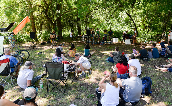 Music rides through Chico in celebration of its annual festival