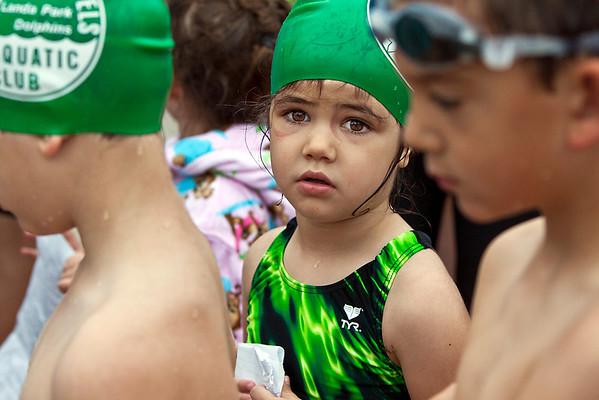 Swim Meet #1 (May 21, 2011)