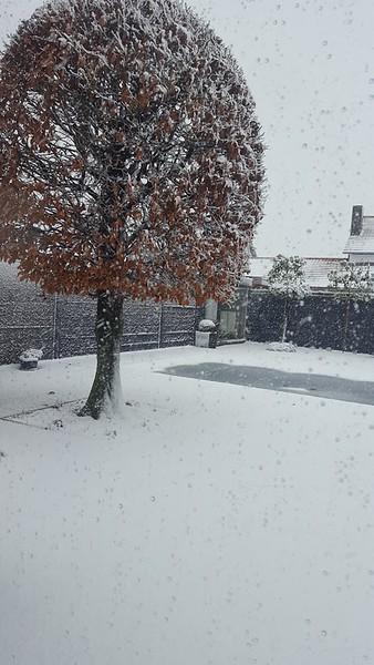 20171211 Zware Sneeuwval in Ravels
