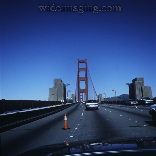 Golden Gate, February, 1992