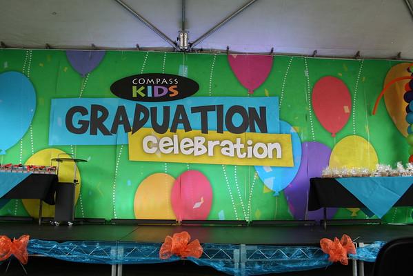 Grad Celebration - Saturday 5pm Service