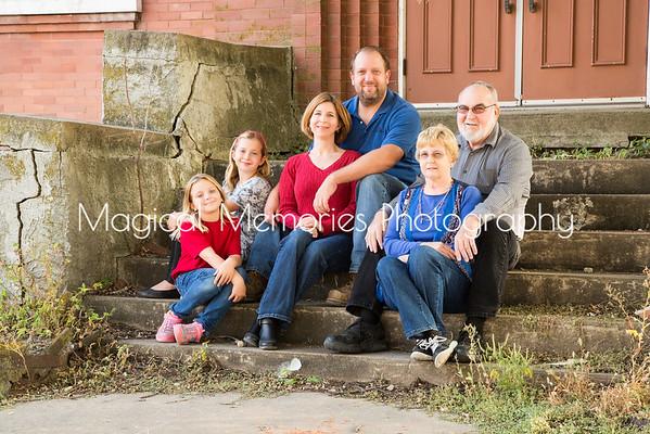 Damara Woitalewics Family 2015