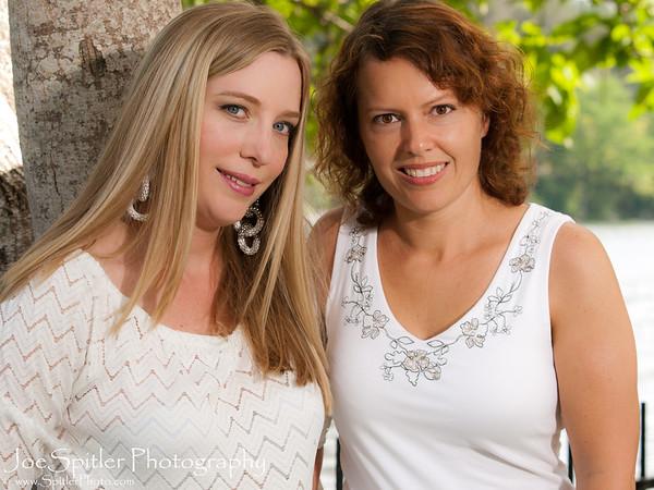 Nikki & Cori 2012