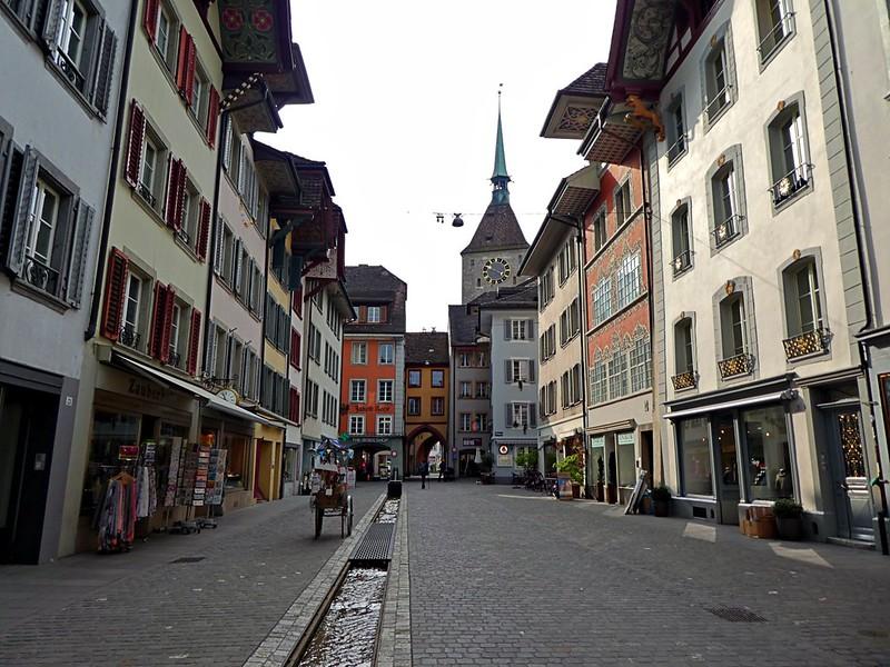 travel to Switzerland on a budget Aarau.JPG