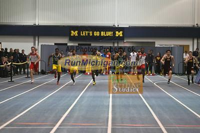 60 Meters - 2014 Silverston Invitational