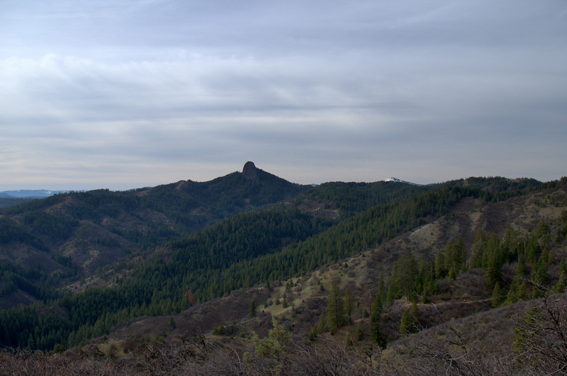Lone Pilot Trail Soda Mountain Wilderness Oregon