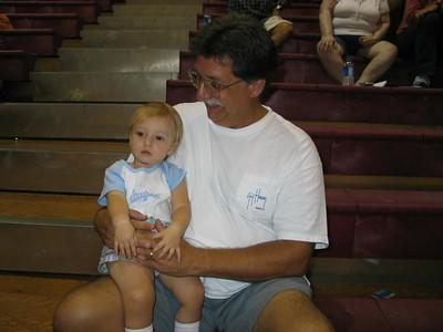 Volleyball October 9, 2007