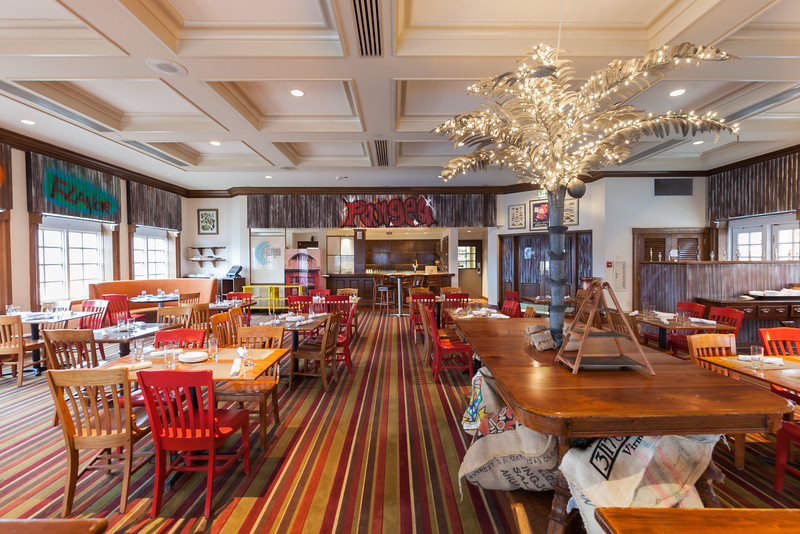 Pangea Restaurant