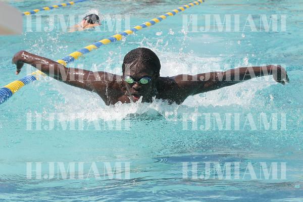 Swimming 10/01/2018