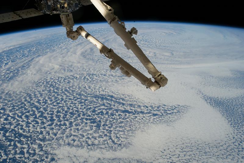 Tropical Cyclone - Aug 1, 2014