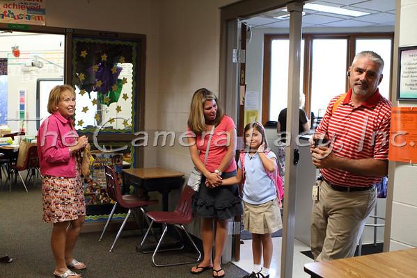 CHCA 2012 EBL 1st Day of School 08.20