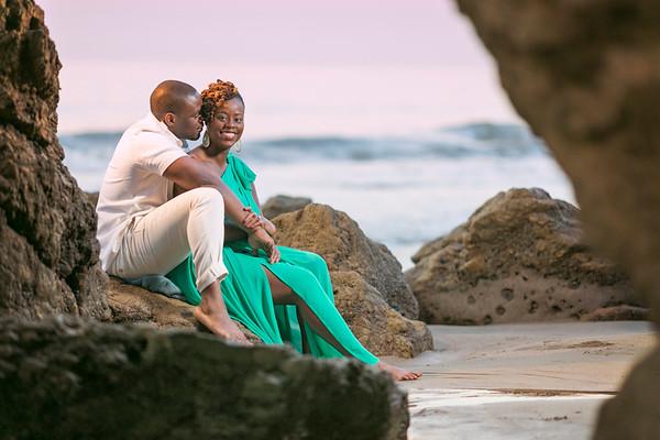 Dominque and Uzoma Engagement Final