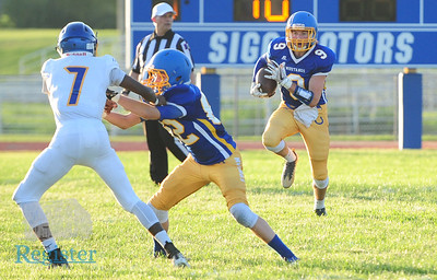 Iola Football vs Parsons 8/31