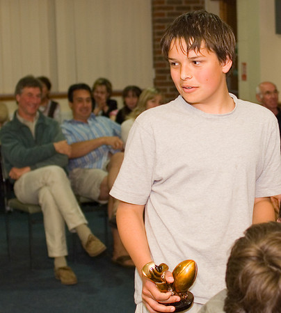 Amersham and Chiltern Rugby Awards 2007