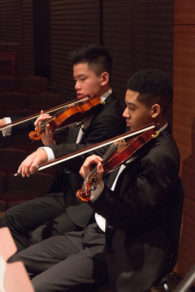 Collin Wong and Spencer Tate -- Symphony of the Potomac, January 29, 2017