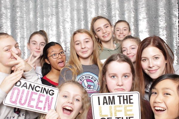 Bothell Volleyball Club U13 Christmas Party