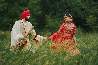 Saman & Ajay Wedding