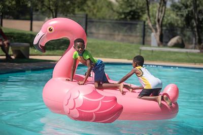 Steyn City Pool Party
