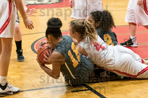 2019-11-25 - Sullivan North Middle JV Girls vs Colonial Heights @ Colonial Heights