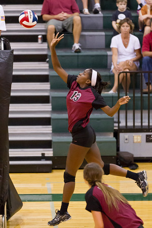 2012: Rock Volleyball - Varsity