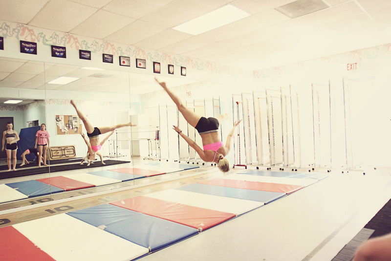 Baby Ballet and Acro Class