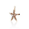 1.38ctw Victorian 5-Star Convertible Pin-Pendant 1