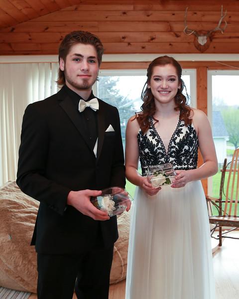 Tanner's Junior  Prom