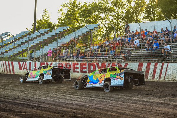 8-4-2016  THE HUNT  USMTS  VALLEY SPEEDWAY