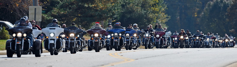 Toys For Tots Toy Run