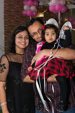 Yaashna Birthday