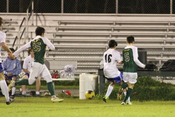 Boys Soccer (St Fred)