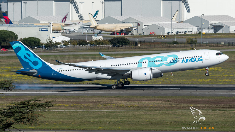 Airbus Industries / Airbus A330-941 Neo / F-WTTN
