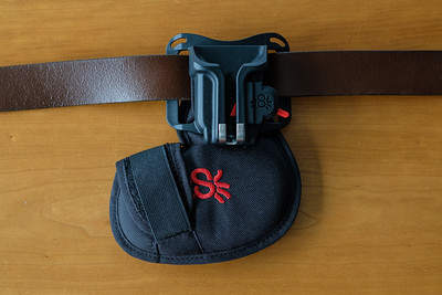The Black Widow Holster Kit by Spider