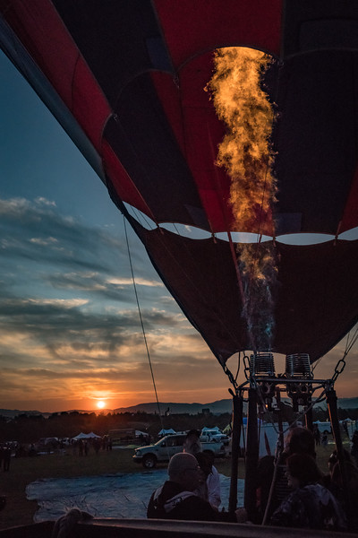 The Great Reno Balloon Races