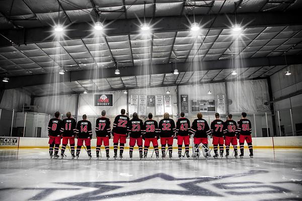 Hockey - Seniors