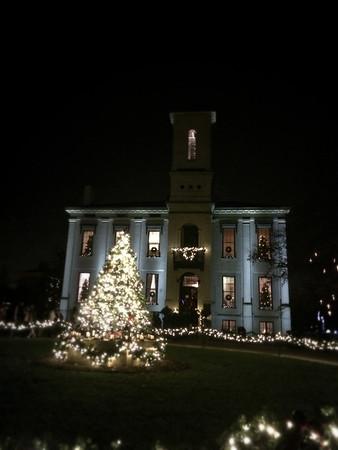 St Louis Botanical Garden Christmas