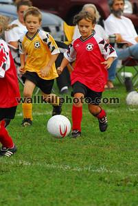 Team 1 Red vs Team 4 Gold - 9:30 - 9-22-07