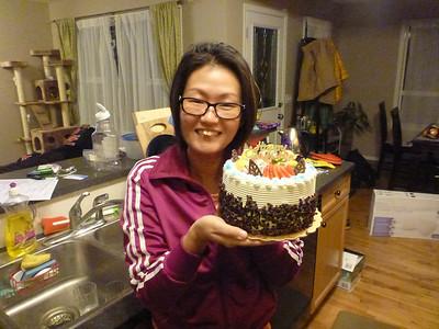 Yukari's 35th Birthday