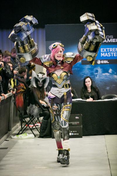 Intel Expo & Cosplay