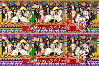 Lindsey's 40th Fiesta