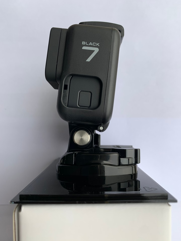 GoPro Hero 7 Magic Side View
